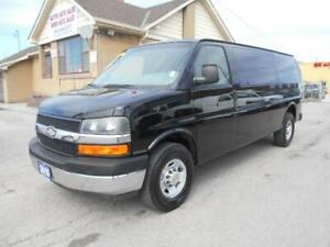 "2010 CHEVROLET Express 3500 DIESEL Extended 155"" WB Loaded 131K"