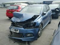 2016 VW POLO R LINE REPAIRABLE SALVAGE