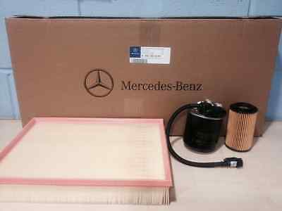 Mercedes-Benz Sprinter (906 Model w 651 Engine) Service Kit & 20LT Synthetic Oil