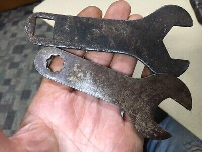 2 Vintage Antique Briggs And Stratton Engine Wrenches Hit Miss Interest