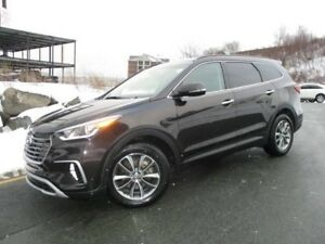 2018 Hyundai SANTA FE XL EXTENDED BODY 6-PASSENGER LUXURY MODEL