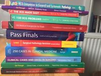 Medical final books