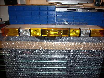 Whelen Edge 48 Inch 6 Strobe Lightbar With Warranty