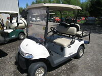 2011 EZ-GO RXV ELECTRIC GOLF CART