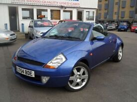 FORD STREET KA 1.6 8V LUXURY 2d 94 BHP (blue) 2004