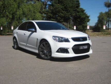 2014 Holden Special Vehicles Senator GEN-F MY14 Signature White 6 Speed Sports Automatic Sedan Elizabeth Playford Area Preview