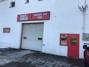 AUTOMOTIVE SHOP FOR RENT!