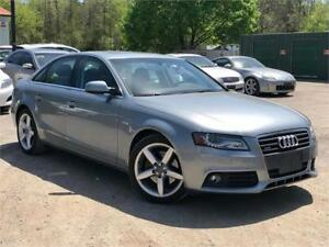 2011 Audi A4 2.0T Premium Plus AWD Blind Spot Leather Sunroof