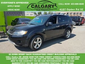 2008 Mitsubishi Outlander XLS *$99 DOWN 2 PAYSTUB GUARANTEED APP
