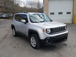 2015 Jeep Renegade North  - Remote Start  - Low Mileage -