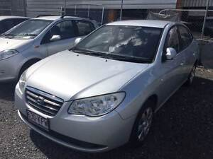 2007 HYUNDAI ELANTRA SX 5SPD MANUAL,166,000KMS 11/16 REGO Rochedale South Brisbane South East Preview
