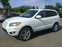 """ON SALE! 2010 SANTA FE """"LIMITED"""" - AWD - PST PAID - IN YORKTON"""