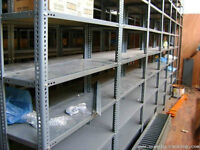 HD Industrial Steel Shelving