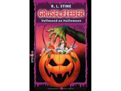 Vollmond an Halloween: Gruselfieber - Band 13 - AKZEPTABEL ()