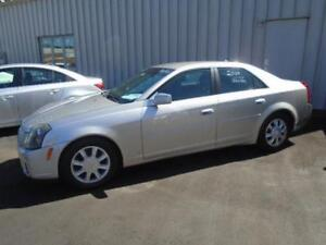 2007 CADILLAC CTS 2.8 LITRE $2995