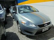 2007 Ford Mondeo MA LX Silver 6 Speed Sports Automatic Sedan Somerton Park Holdfast Bay Preview