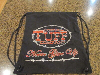 Cowgirl Tuff  Large Tote Shoulder Bag Western Rodeo Sparkle backpack black - Cowgirl Backpacks