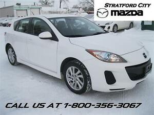 2012 Mazda Mazda3 GS-HEATED SEATS! NEW TIRES! NEW BRAKES!