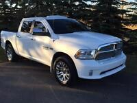 2014 Ram 1500 Limited Longhorn~Tow Package~Air Ride ~ $295 B/W