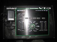Roland Aira VT-3 Voice Transformer - RRP £180 - NOT AKAI, KORG, MOOG