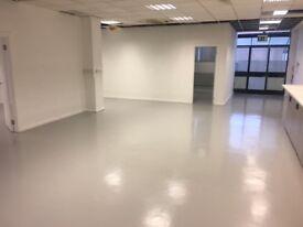 Clerkenwell private office space for £350 per desk per month (all inclusive)