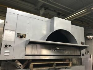 Pizza Oven Bakers Pride, Gas, Model 616
