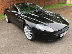 Aston Martin DB9 Coupe, Auto