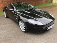Aston Martin DB9 Coupe, Auto