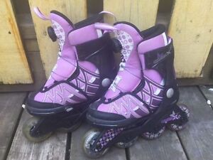 Kids Skates and Rollerblades sizes 1-5