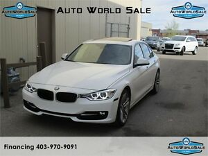 2014 BMW 320 XI|AWD|NAVI-SPORT PACK|RED INTERIOR