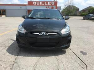 2012 Hyundai Accent GLS-WOW 58000KM -WOW- ONE OWNER