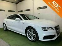Late 2012 Audi A7 3.0 TDI Quattro 245bhp Auto **Finance & Warranty** (A6,520d)