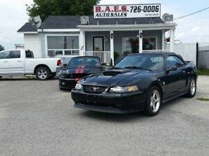 2004 Ford Mustang GT PREMIUM CONVERTIBLE 40TH ANNIVERSARY EDITIO