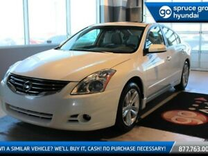 2012 Nissan Altima 3.5 SR, SUNROOF, POWER SEAT, ALUMINUM RIMS