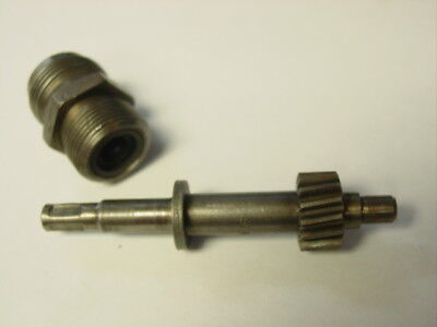 15 tooth Jeep Quadratrac speedometer gear SW 890206 Dana 20 transfer case , used for sale  Bernville