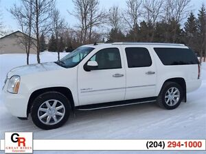 2010 GMC Yukon XL Denali Navi, Dual DVD, Quad Seating