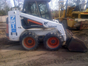 Get Cash for skid steer backhoe equipment today running or not