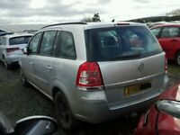 VAUXHALL ZAFIRA 1.9 CDTI M32 2006-2013 BREAKING FOR SPARES TEL 07814971951