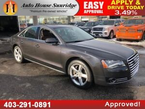 2011 AUDI A8 QUATTRO AWD NAVIGATION BACKUP CAMERA