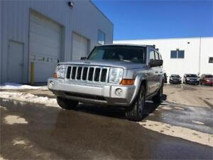 2010 jeep commander 4x4 financing and trade welcome