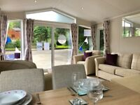 Luxury static caravan holiday home for sale Nr Rock, Padstow, Cornwall, INCLUDES 2018 SITE FEES