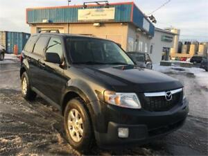 MAZDA TRIBUTE 2009 AWD 4CYL / AUTO / MAGS / DÉMARREUR / 114 KM!!