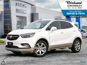 2018 Buick Encore Premium AWD - 0% Financing for up to 84 Months