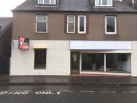 SHOP FOR SALE - 71 HIGH STREET, TILLICOULTRY