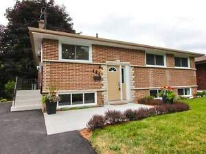 Clean Upper Level Detached House With Gorgeous View $1600