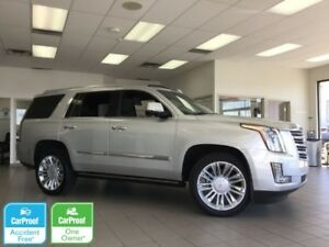 2015 Cadillac Escalade Platinum (Heated Leather, WiFi, Magnetic