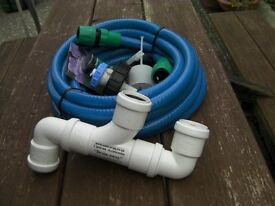 MAINS WATER ADAPTER KIT for Aqua Roll