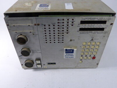 Traffic Control Division Lfe 318 Traffic Controller Used