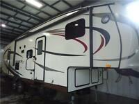 NEW 2015 JAYCO EAGLE 265 BHS FIFTH WHEEL