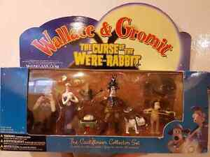 Wallace and Gromit collector set Cambridge Kitchener Area image 1